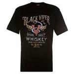Espionage Black Viper Tee - black
