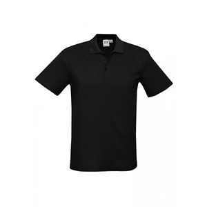 Fashion Biz Plain Pique Knit Polo