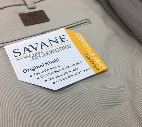 Savane 575 Cotton Trouser