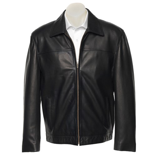 Boston Rick Leather Jacket