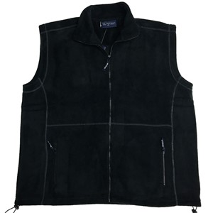 Cotton Valley Polar Fleece Zip Vest