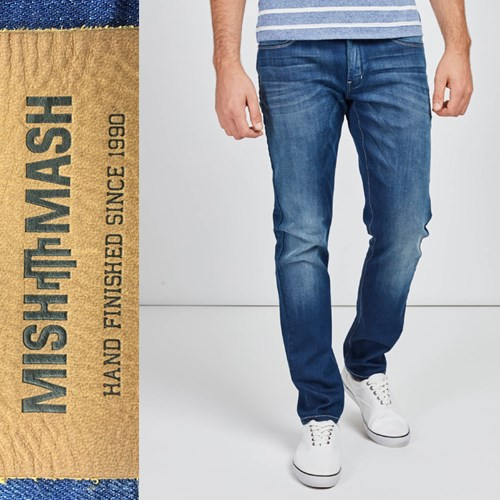 Mish Mash Hatch Stretch Jean