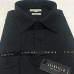 Lichfield Business Shirt 0100 - black