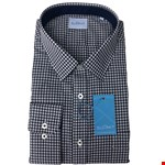 Summit FYH148 Business Shirt - navy check