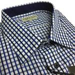 Lichfield Business Shirt 0112 - navy