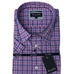 Blazer Jeremy S/S Shirt - pink check