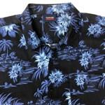 Espionage Hawaiian S/S Shirt - navy