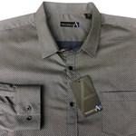 Frederick A FYH115 L/S Shirt - brown