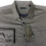Frederick A FYH115 L/S Shirt - brown
