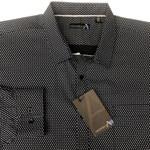 Frederick A FYH121 L/S Shirt - black