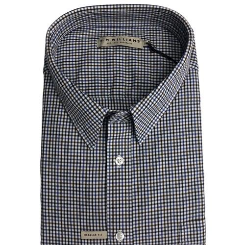 R M Williams Collins L/S Shirt