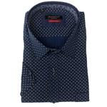 Pureshirt SS19-2 S/S Shirt - blue print