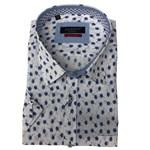 Pureshirt SS19-5 S/S Shirt - white print