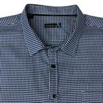 Frederick A FYF047 L/S Shirt - royal