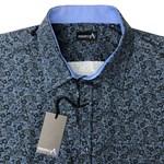 Frederick A FYJ187 L/S Shirt - denim