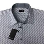 Frederick A FYJ189 L/S Shirt - grey