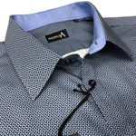 Frederick A FYJ194 L/S Shirt - denim