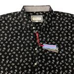 Portobello DD5590 L/S Shirt - black print