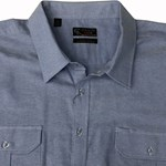 Country Look 11518 S/S Shirt - blue