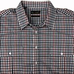 Country Look 12688 S/S Shirt - wine check