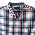 Innsbrook 13956 S/S Shirt - red check