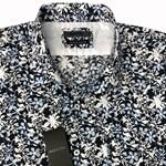 Maurio 2150231 S/S Shirt - dark navy