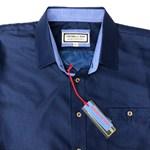 Portobello EE5505 S/S Shirt - marine