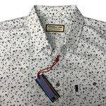 Portobello EE5508 S/S Shirt - white