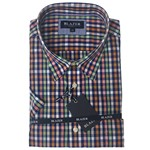 Blazer Max S/S Shirt - multi check