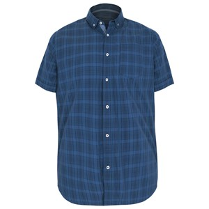 BadRhino Grid Check S/S Shirt