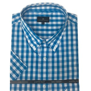 Cotton Valley 14109 S/S Shirt