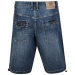 KAM Lorenzo Denim Short - pr_2777