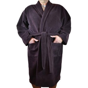 Cotton Valley Fleece Dressing Gown