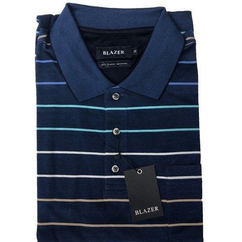 Blazer Archie Mercerised Polo