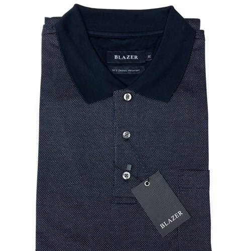Blazer Bennett Mercerised Polo