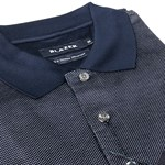 Blazer Bennett Mercerised Polo - navy