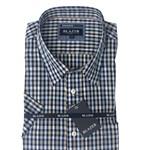 Blazer Riley S/S Shirt - navy check