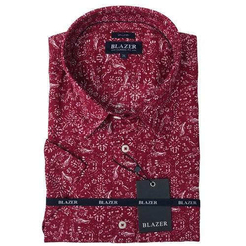 Blazer Martin S/S Linen Shirt