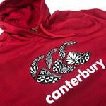 Canterbury Tonga Hoody - red