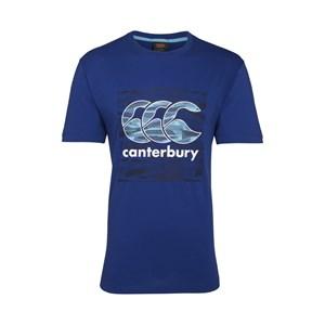 Canterbury Vapodri CCC Logo Tee