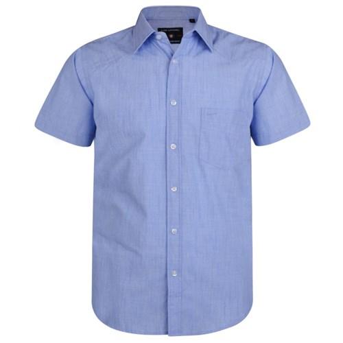 KAM Casual Slub S/S Shirt