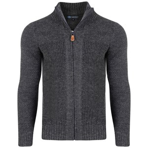 KAM Full Zip Jumper