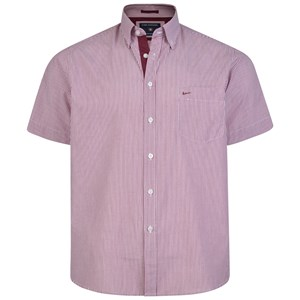 KAM 6164 Stripe S/S Shirt