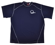 Ocean Motion Rash Tee 8305 - navy