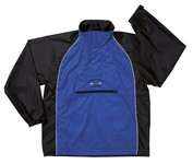JacPac Jacket - black/royal